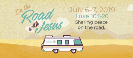 Sharing Peace on the Road - Luke 10:1-20
