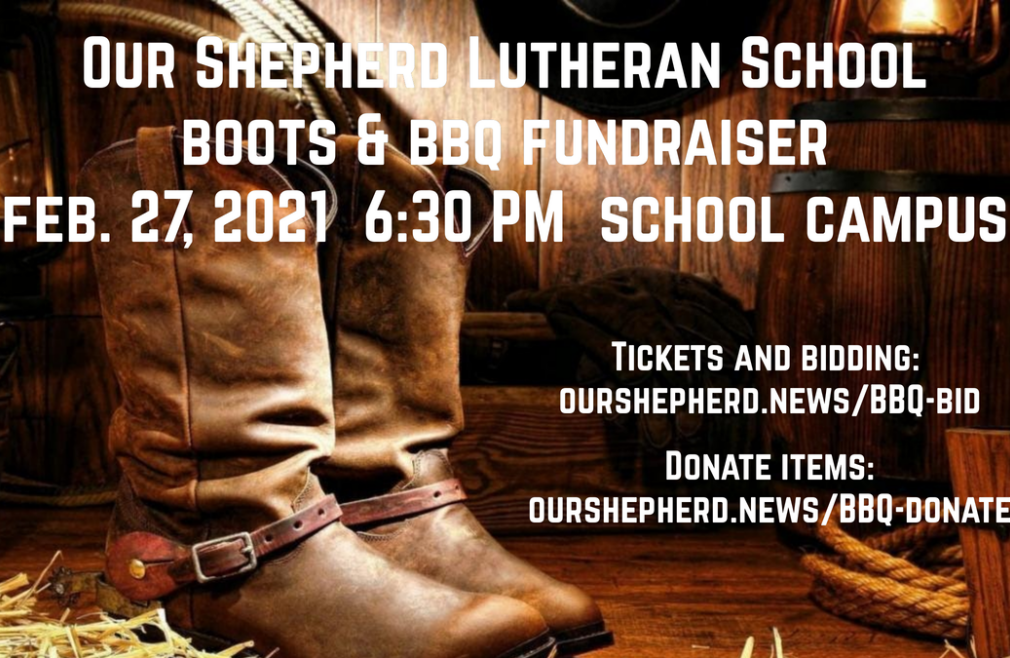 Boots and BBQ Annual School Fundraiser
